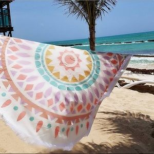 Other - Gypsy05 beach blanket roundie